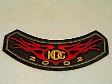 Harley Davidson Owners Group Hog Patch 2002