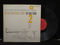 The Bix Beiderbecke Story - Bix And Tram Volume Two on Columbia Records CL845