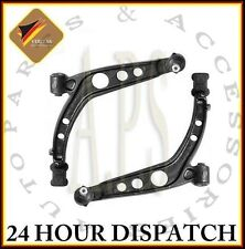 2x FIAT CINQUECENTO SEICENTO FRONT WISHBONE LOWER RIGHT & LEFT SUSPENSION ARM