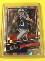 🔥🔥2020 Donruss JAKE FROMM The Rookies #TR-JF BUFFALO BILLS