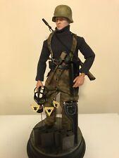 1/6 Scale Dragon Action Figures German Assalt Pioneer With Metal Helmet