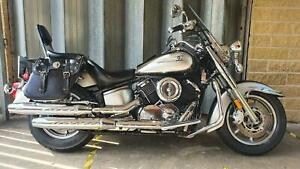 Yamaha XVS1100A, 2007, 17,144 Miles, Beautiful Condition, 2 Owners