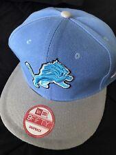 NFL NEW ERA 9FIFTY DETROIT LIONS HAT CAP SNAPBACK FREE SHIPPING LIONS LOGO CAMO