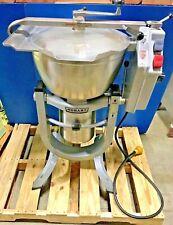 Hobart 45 Quart Commercial Vertical Cutter Mixer Hcm450 Food Prep Equipment
