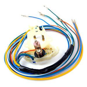 65 66 Ford Mustang Turn Signal Switch w/ Alternator