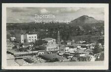 Sharp CA Jackson RPPC 1940's STREET & TOWN VIEW by Garibaldi Studio Exc