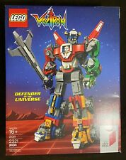 LEGO Ideas Voltron 21311 Defender of the Universe Retired NEW