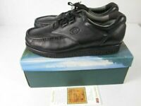 SAS Pathfinder Black Men's Orthopedic Shoes Sz 14.5 M #176
