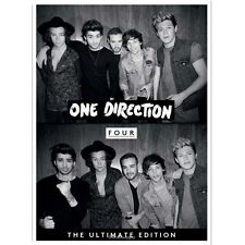 One Direction FOUR Yearbook Edition Deluxe Ultimate CD NEW