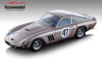 1963 Ferrari 330 LMB #47 Bridghampton 500 3rd Gurney PRE-ORDER MIB LE of 80