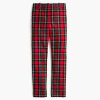 J.CREW Cameron Slim Crop Pant in TARTAN Stretch Wool H3737 4 6 8 10 12 14 16 20