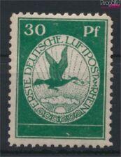 Deutsches Reich III postfrisch 1912 Taube (9137389