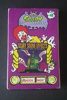 McDonalds Magical Radio Halloween Scary Sound Effects #4 Vintage Cassette Tape 1