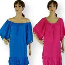 Rayon Peasant Regular Size Tops & Blouses for Women