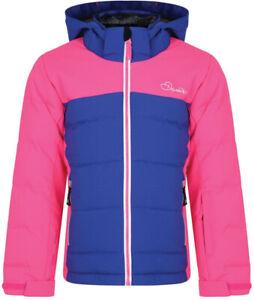 Dare2B Improv Junior Waterproof Jacket - Pink
