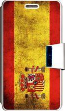 Flip case cover funda tapa Sony Xperia Z3 compact,bandera espana
