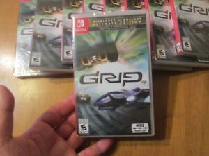 GRIP Airblades vs. Rollers Ultimate Edition NINTENDO SWITCH NEW FACTORY SEALED