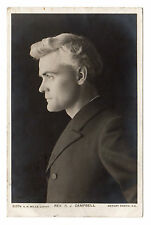 Rev. R J Campbell - Photo Postcard Manchester 1904