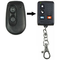 Fits 1995-1996 Toyota Previa Replacement Remote Key Keyless Fob Transmitter