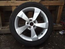 "Audi 16"" Alloy with tyre"