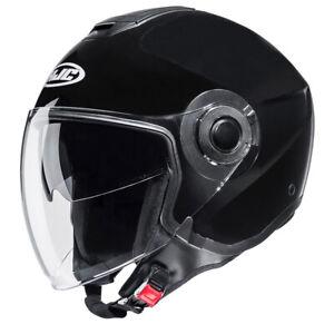 Helm HJC i40 Metal Black Größe M