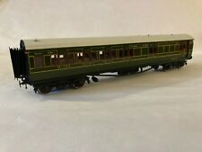 More details for lawrence scale models southern railway maunsell corridor brake third coach  (12)