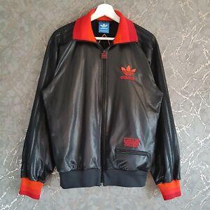 Adidas Chile 62 Satin Track Jacket Size M