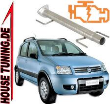 Tubo Rimozione Eliminazione FAP DPF Fiat 500 POP idea Panda 1.3 Mjet 75 cv T3