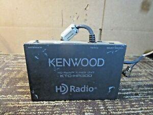 Kenwood HD Radio Tuner Unit KTC-HR300