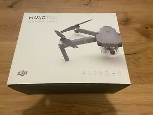 DJI Mavic Pro 4K Fly More Combo ( 3 batteries , one is platinum )  + accessories