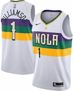 Zion Williamson NOLA Jersey! New!