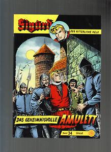 Sigurd Uncut Nr 28,29,30,31,32,33,34 Mohlberg Verlag Top Zustand Wäscher 7 Hefte