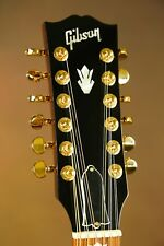 Gibson SJ-200 12 String Honeyburst Acoustic Guitar J-200