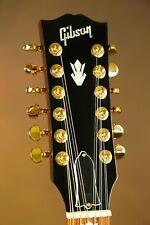 Gibson SJ-200 12 String Honeyburst Acoustic Guitar J-200