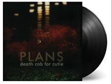 DEATH CAB FOR CUTIE - PLANS 2 VINYL LP NEUF