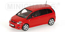Minichamps 400046000 OPEL MERIVA OPC - 2006 - RED - 1:43  #NEU in OVP#