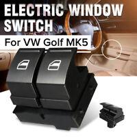 ELECTRIC WINDOW SWITCH DRIVER FOR VW GOLF MK5 PASSAT B6 EOS JETTA CADDY  Y