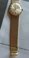 Priosa Automatik mit Datum und festen Armband in 14 K 585 Gold