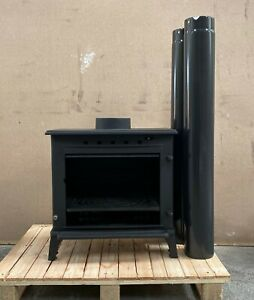 SLIGHTLY USED AND REFURBISHED Coseyfire A228 Multi-Fuel Stove (SW111)
