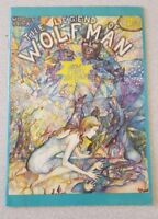 THE LEGEND OF WOLFMAN #1 UNDERGROUND 1973 COMIC BOOK, WOLF MAN COMIX