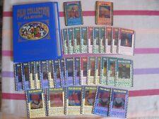 Cartes Dragon Ball Film Collection + classeur