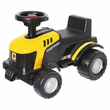 Kids Tractor Kids Boys Ride Sit On Toy Cars Walker Push Along Foot To Floor Gift
