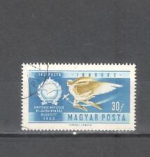 UNGHERIA 232A - 1962 - AVIAZIONE - MAZZETTA DI 10 - VEDI FOTO