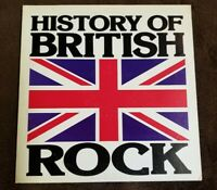 "Vintage 1976 ""History of British Rock"" 2 LP's - CBS/SIRE Records (2P-6547) EX+"