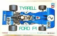TAMIYA 1/12 TYRRELL FORD F-1 BIG SCALE SERIES No.9 VERY RARE !!
