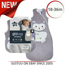 Tommee Tippee Grobag Sleepbag 2.5 TOG Ollie the Owl│Baby Cloth│Sleep Bag│18-36m