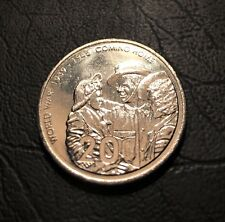 """2005 WW2 """"Coming Home"""" 20c coin UNC"""