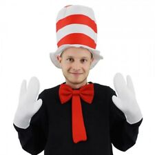 adultes Dr Seuss fou chat chapeau costume déguisement ensemble Contes de fées