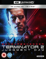 Terminator 2 - Judgment Day Blu-Ray (2017) Arnold Schwarzenegger, Cameron (DIR)