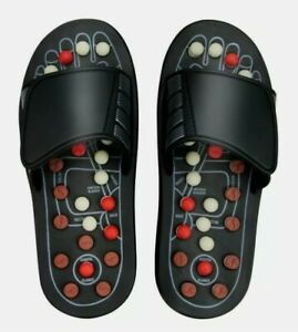 Massage Sandals Feet Reflexology Acupressure Acupuncture Health Shoes UK  5 - 6